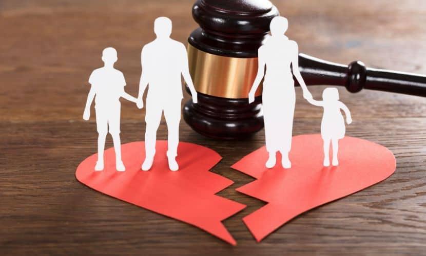 Розірвання шлюбу з дітьми