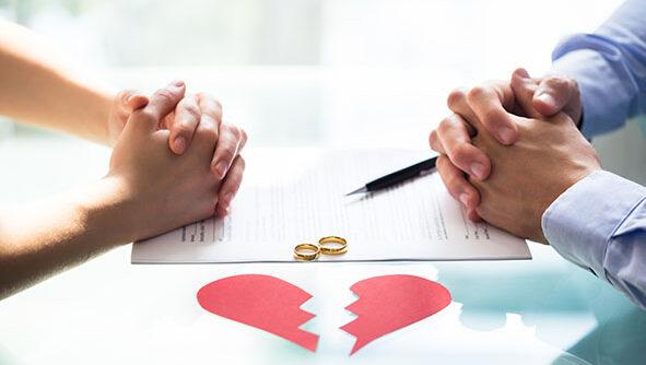 Подати на розлучення