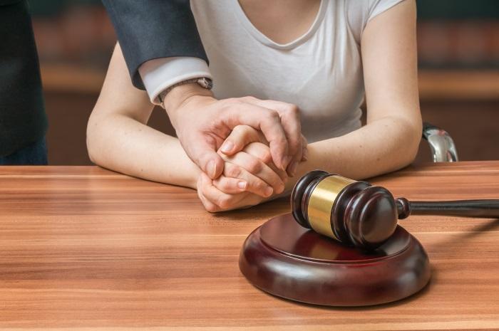Защита прав потерпевшего