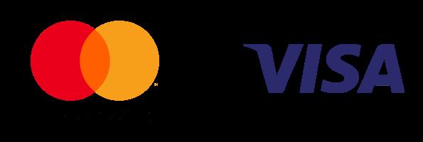 Оплата с помощью банковской карты VISA/Mastercard